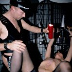 Fourth pic of Amateur BDSM in Private Dungeon