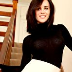 First pic of Emma Glover In Knee High Socks