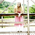 Second pic of Emily Procter posing in nature mag photos