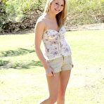 First pic of Kali Lane: Beautiful blond solo babe Kali... - BabesAndStars.com