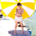 Second pic of  » Rion Beach Holiday | the daily big tits nude babes blog