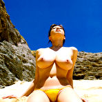 Fourth pic of  » Rion Beach Holiday | the daily big tits nude babes blog