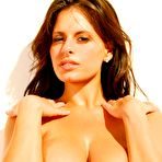 Third pic of Wendy Fiore Stripping Naked In The Heat
