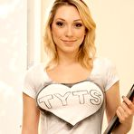 First pic of Lily LaBeau: Lily LaBeau takes her little... - BabesAndStars.com