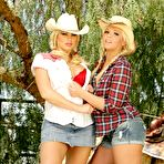 First pic of Brooke Haven and Emma Heart: Horny cowgirls, Brooke Haven and... - BabesAndStars.com