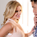 First pic of Jessa Rhodes shows step-daughter how to suck like a champ at PinkWorld Blog
