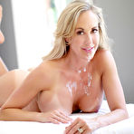 Fourth pic of Brandi Love on Pure Mature in Courtyard Cougar