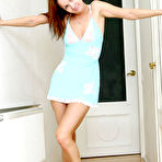 First pic of FilthyNubiles.com's gallery :: sexy redhead teen rita wearing nighties posing sexy at the hallway