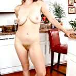 Second pic of Hairy pussy pictures of Vestacia Jon Quil - The Nude and Hairy Women of ATK Natural & Hairy