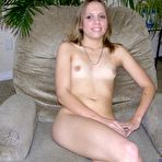 Third pic of PinkFineArt | Amber R Tiny Tits Petite from True Amateur Models