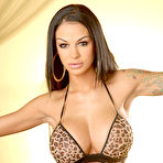 First pic of Angelina Valentine Big Boobed Bad Girl Works her Fingers