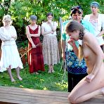 First pic of Public Russian Spanking «  Spankings Net