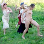 Third pic of Public Russian Spanking «  Spankings Net