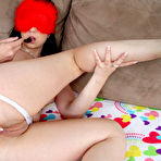 Second pic of Angell Summers: Angell Summers takes her white... - BabesAndStars.com