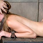 Second pic of SexPreviews - Zoey Laine is strap bound and destroyed by massive cocks