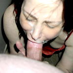 Fourth pic of CumOnWives - real amateur blowjobs and cumshots! Only MILFs!
