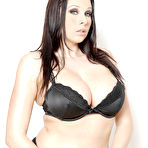 First pic of Picture - Gianna Michaels Shows Off Her Giant Oiled Up Tits In This Photo Set