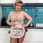 First pic of Horny housewife Marianna shows off her big breasts -Granny Ladies