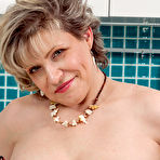 Second pic of Horny housewife Marianna shows off her big breasts -Granny Ladies