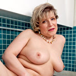 Fourth pic of Horny housewife Marianna shows off her big breasts -Granny Ladies
