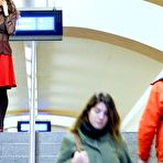 First pic of Boobs In Train Station Frivolous Dress Order - Curvy Erotic