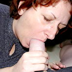 Fourth pic of CumOnWives | User-submitted pics of real wives giving blowjobs and getting facials!