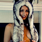 First pic of Carlotta Champagne Spring Break In The North - Bunny Lust