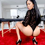 First pic of Video of Stunning Super Model Moriah Mills Massive Black Ass