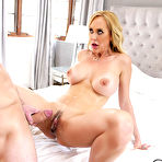 Fourth pic of Brandi Love in Stepmoms Cum Filled Massage at PinkWorld Blog