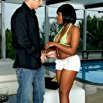 First pic of Black Babe Fucked Hard  - NAKED BLACK BABES.pics