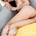 First pic of PinkFineArt | Megan Muse Mellow Yellow from Met-Art