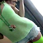 Fourth pic of Party Sluts Pounded In An Orgy On St Patricks Day - 18TeenSex.tv