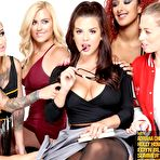 First pic of Squirt Gangbang Vol. 5 streaming video at Elegant Angel Membership