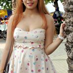 First pic of Pregnant Thai girl with large aerolas makes her nude modelling debut  Asian Pregnant Thai nude