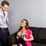 First pic of Big tits milf Diamond Foxxx is enjoying an hardcore office fuck