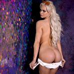 Second pic of Glamorous blonde Elsa Jean fully naked - Babe Drop