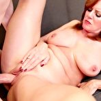 Second pic of Andi James milf redhead has a romp with her hung stepson | RokuPornSites.com