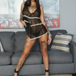 Gorgeous Bad Ass Bonnie Rotten Solo #16604