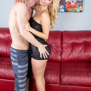 Aaliyah Love Is a Hot Petite Blonde With a Huge Love of Sex #554