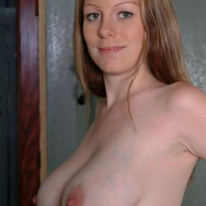 Pregnant Blonde Striptease #124476