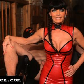 BDSM Fisting with Carmen Rivera, Bizarre Lady Selina, Herrin Black Diamond #347140