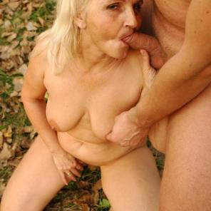 Mandy Granny Pussy Filling #376667