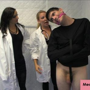 Horny Psycho Doctors Miss Luminous and Dre Hazel #403496