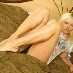 Sexy Mature Blonde Striptease #470647