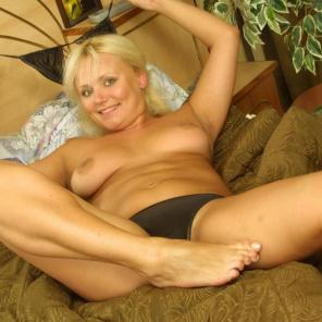 Sexy Mature Blonde Striptease #470650