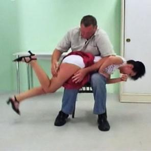 Spanked in a Skirt0 #513677