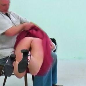 Spanked in a Skirt0 #513679