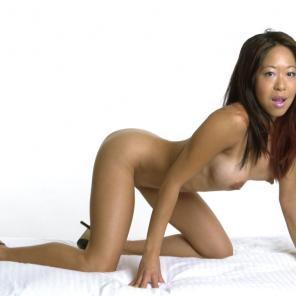 Nude porn Pics with Slim Naked Asian