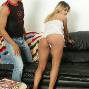 Pregnant Blonde Blowjob #553216
