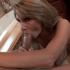 MILF Dreams Of Cock Thru Her Pantyhose #560728
